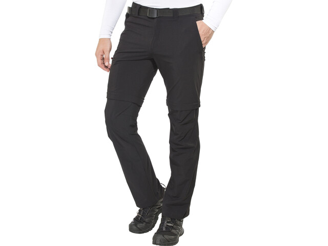 Maier Sports Tajo 2 Zip-Off Hose Herren black